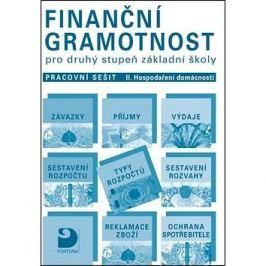 Finanční gramotnost pro druhý stupeň základní školy: Pracovní sešit II. Hospodaření domácnosti
