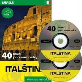 Italština 40 lekcí pro samouky s 2CD