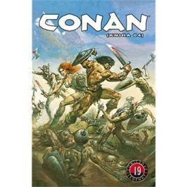 Conan Komiksové legendy 19