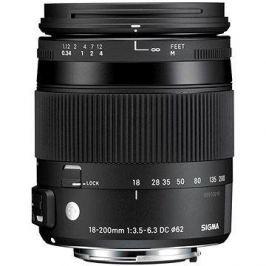 SIGMA 18-200mm f/3.5-6.3 DC MACRO OS HSM pro Nikon (řada Contemporary)