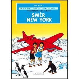 Směr New York: Dobrodružství Jo, Zefky a Žoko