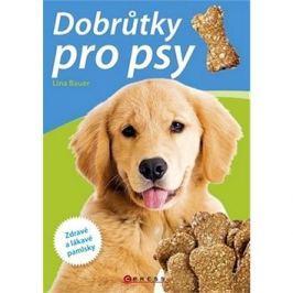 Dobrůtky pro psy: Zdravé a lákavé pamlsky