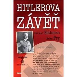 Hitlerova závěť