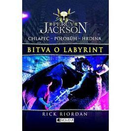 Percy Jackson Bitva o labyrint: Chlapec Polobůh Hrdina 4. díl