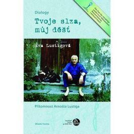 Tvoje slza, můj déšť: Přítomnost Arnošta Lustiga + DVD se stejnojmenným filmem