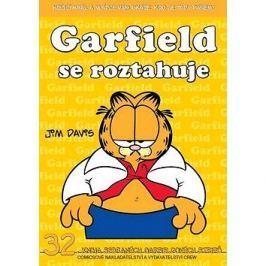 Garfield se roztahuje: Číslo 32