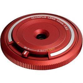 M.ZUIKO DIGITAL BCL 15mm f/8.0 red