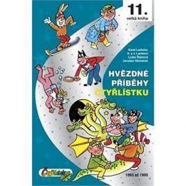 Hvězdné příběhy Čtyřlístku: 1993 až 1995