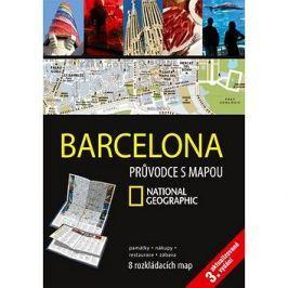 Barcelona: Průvodce s mapou NG
