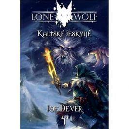 Lone Wolf Kaltské jeskyně: Kniha 3