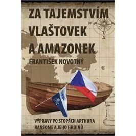 Za tajemstvím Vlaštovek a Amazonek: Výprava po stopách Arthura Ransome a jeho hrdinů