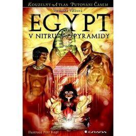 Egypt V nitru pyramidy