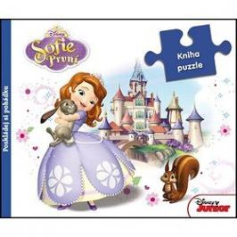 Sofie První Kniha puzzle: Poskládej si pohádku