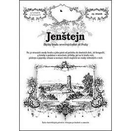 Jenštejn: Zbytky hradu severovýchodně od Prahy
