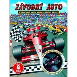 Závodní auto: Interaktivní kniha automobilových závodů