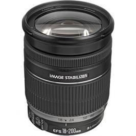 Canon EF-S 18-200mm f/3.5 - 5.6 IS Zoom černý