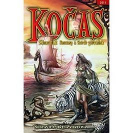 Kočas 2011: Sborník fantasy a sci-fi povídek