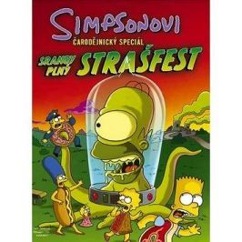 Simpsonovi Srandy plný strašfest: Čarodějnický speciál
