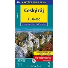 Český ráj 1:50 000