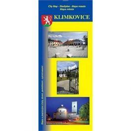 Klimkovice: Mapa města