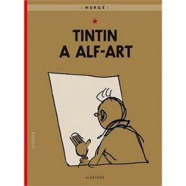 Tintin a alf-art: scénář