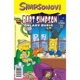 Bart Simpson Mladý Buřič: 41760