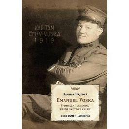Emanuel Voska: Špionážní legenda první světové války