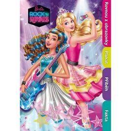 Barbie in Rock n´Royals filmový příběh s plakátem: plakát