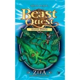 Zefa zákeřná krakatice: Beast Quest zlatá zbroj