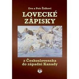 Lovecké zápisky: Z Československa do západní Kanad