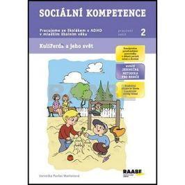 Sociální kompetence PS 2: Pracujeme se školákem s ADHD v mladším školním věku