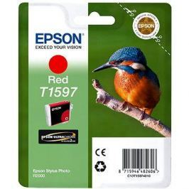 Epson T1597 červená