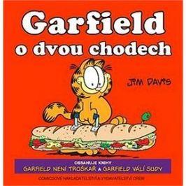 Garfield o dvou chodech č.9+10
