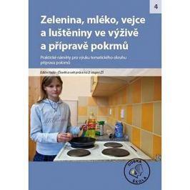 Zelenina, mléko, vejce a luštěniny ve výživě pokrmů 2. stupeň ZŠ: Praktické náměty pro výuku tematic