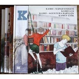 Kamo I-IV BOX