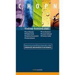 CHOPN: Doporučený postup ČPFS pro diagnostiku a léčbu chronické obstrukční plicní n.