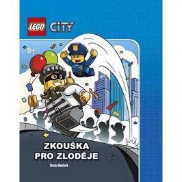 LEGO CITY Zkouška pro zloděje