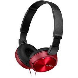 Sony MDR-ZX310 červená