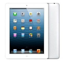 iPad s Retina displejem 16GB WiFi White
