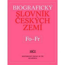 Biografický slovník českých zemí Fo-Fr