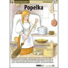 Naučné karty Popelka
