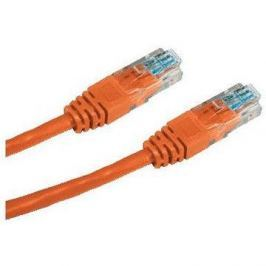 Datacom CAT5E UTP oranžový 3m