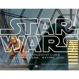 STAR WARS Dobrodružství Luka Skywalkera, rytíře Jedi