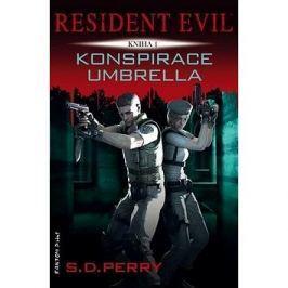 Resident Evil Konspirace Umbrella: Kniha 1