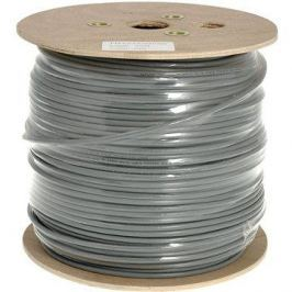 Datacom, drát, CAT6, FTP, PVC, 305m/cívka