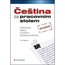 Čeština za pracovním stolem: Praktické lekce z úřední korespondence