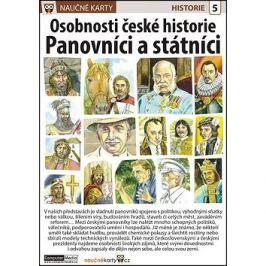 Naučné karty Osobnosti české historie Panovníci a státníci
