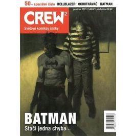 CREW2 50 Batman: Stačí jedna chyba ...