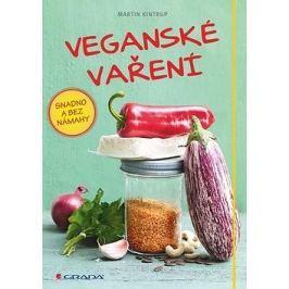 Veganské vaření: Snadno a bez námahy