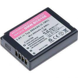 AVACOM za Panasonic DMW-BCG10 Li-ion 3.6V 860mAh 3.1Wh verze 2011